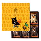 【郭元益】喔熊OhBear餅乾禮盒 (24片/盒)(附贈送禮紙袋)