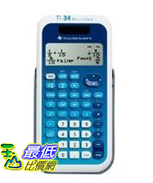[美國直購 ShopUSA] TI-34 Multi View Calculator $1090