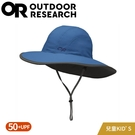 【Outdoor Research 美國 兒童款 抗UV透氣大盤帽《暗藍》】243464/遮陽帽/圓盤帽/兒童野外帽