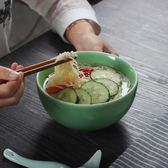 雙十二 龍泉青瓷 面碗湯碗大碗陶瓷 拉面碗 泡面碗 家用骨瓷大面碗 中式【onecity】