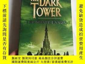 二手書博民逛書店The罕見dark tower. The waste lands