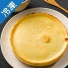 風味獨特6吋濃郁帕瑪森重乳酪蛋糕/盒【愛買冷凍】