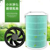 小米空氣淨化循環風扇