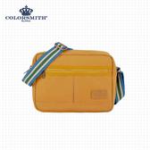 【COLORSMITH】MO.方形側背包.MO1126-A-YC