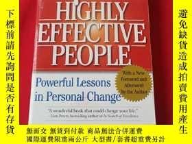 二手書博民逛書店THE罕見7 HABITS OF HIGHLY WFFECTIVE PEOPLEY179070 Stephen