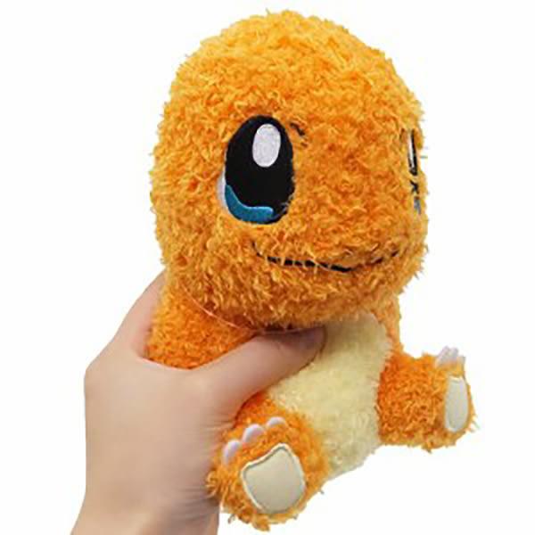 小火龍  Pokemon 寶可夢 神奇寶貝 長絨毛娃娃 S號 日本正品 該該貝比日本精品 ☆