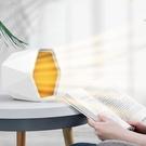 暖風機 110V暖風機臺灣美國日本香港家用迷妳取暖器辦公桌面便攜式電暖氣【快速出貨八折搶購】