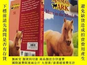 二手書博民逛書店Mare罕見in the Meadow 草地上的母馬Y200392