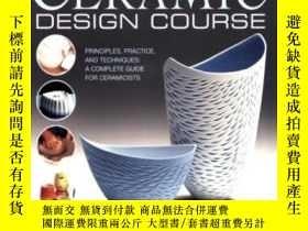 二手書博民逛書店Ceramic罕見Design CourseY255562 Anthony Quinn Barron s Ed