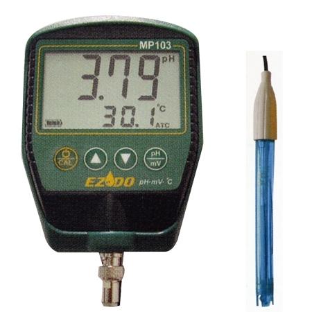 《EZDO》掌上型 pH/ORP計 pH/ORP Meter