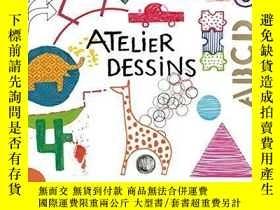 二手書博民逛書店Atelier罕見DessinY364682 Herve Tullet Bayard Jeunesse 出版