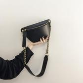 單肩包 高級感小包包女2020新款小ck女包洋氣時尚網紅流行斜背包/側背包ins胸包『草莓妞妞』