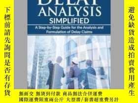 二手書博民逛書店Construction罕見Delay Analysis SimplifiedY405706 Hendrik