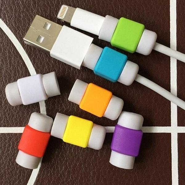 i線套OLD101數據線保護套iphone蘋果手機傳輸線充電線保護套 usb線限