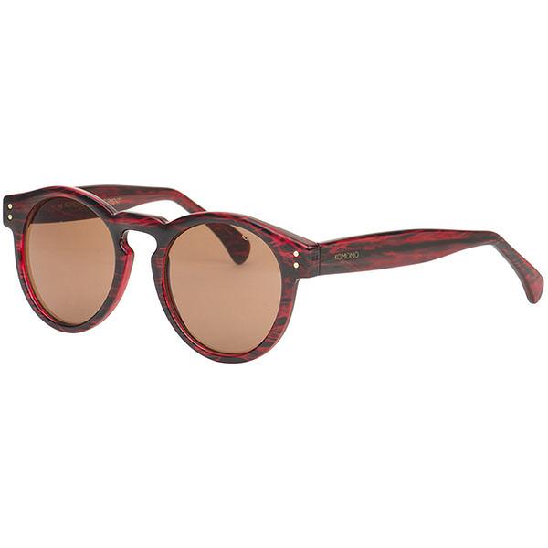 KOMONO 太陽眼鏡 Clement 克萊蒙系列-暘紅琥珀
