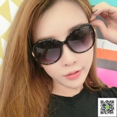 太陽鏡 新款個性女士明星墨鏡韓國復古圓臉潮流行圓形 一件免運