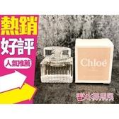 ◐香水綁馬尾◐ Chloe EAU DE TOILETTE 白玫瑰 女性淡香水 5ML 小香