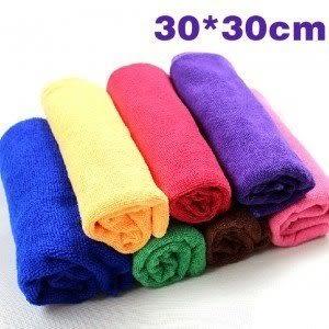 100%純超細纖維洗車毛巾 吸水巾 擦車 開纖魔布 洗車布 毛巾 擦車布 鹿皮巾 超細纖維布 79D