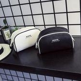時尚新品化妝包旅行收納包防水洗漱包旅行套裝包中包 聖誕交換禮物