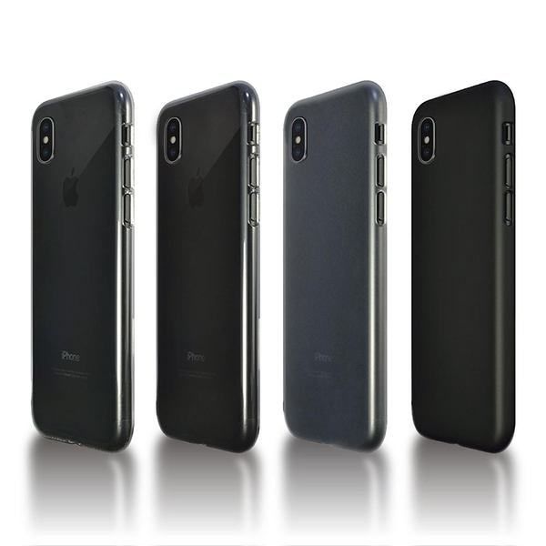 POWER SUPPORT iPhone Xs / Xs Max / XR Air Jacket 超薄保護殼