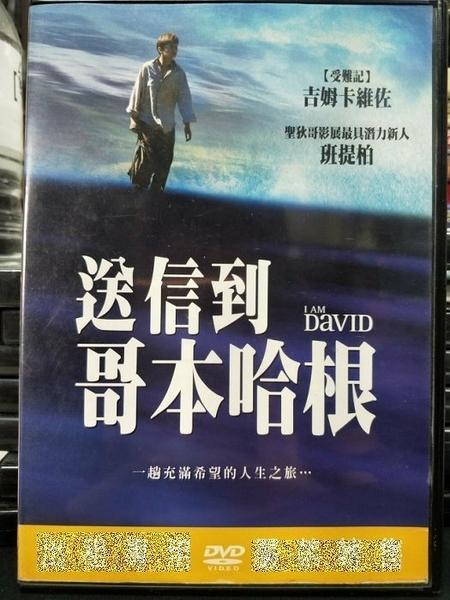 挖寶二手片-0B01-178-正版DVD-電影【送信到哥本哈根】-絕世英豪-吉姆卡維佐(直購價)