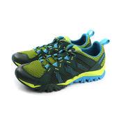 MERRELL TETREX RAPID CREST 跑鞋 藍/綠色 男鞋 ML12859 no892