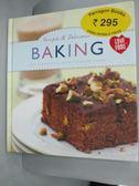 【書寶二手書T4/餐飲_XEO】Simple & Delicious Baking_Parragon