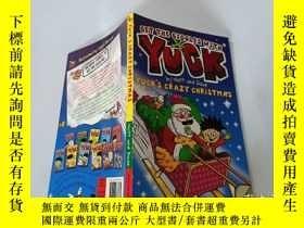二手書博民逛書店Yuck s罕見Crazy Christmas:惡心的聖誕節Y200392