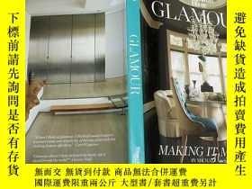 二手書博民逛書店Glamour:罕見Making it Modern 英文原版