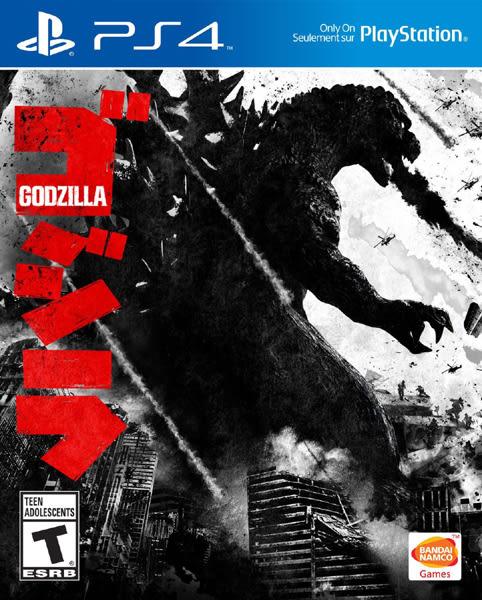 PS4 Godzilla 哥吉拉(美版代購)