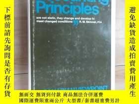二手書博民逛書店英文書罕見Accounting Principle(共483頁)