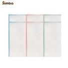 小獅王辛巴 Simba 極柔感紗布手帕(3入)-藍粉綠