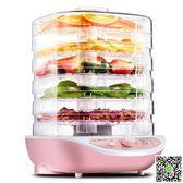 食品烘乾機 金正干果機家用食品烘干機水果蔬菜寵物肉類食物脫水風干機小型 MKS小宅女