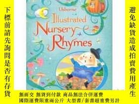 二手書博民逛書店Illustrated罕見Book of Nursery Rhy
