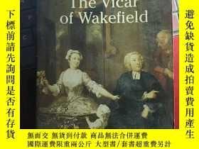 二手書博民逛書店The罕見Vicar of WakefieldY32667 Ol
