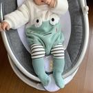 可愛嬰兒衣服男女寶寶青蛙加絨加厚連體哈衣洋氣包屁爬爬服  童趣屋