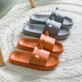 2020新款涼拖鞋女夏天情侶男士浴室內家居家用防滑洗澡軟厚底防滑