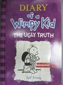 【書寶二手書T4/原文小說_LPB】Diary of a Wimpy Kid-The Ugly Truth_Jeff K