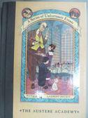 【書寶二手書T1/原文小說_GBO】THE AUSTERE ACADEMY_Snicket, Lemony/ Helquist, Brett (ILT)