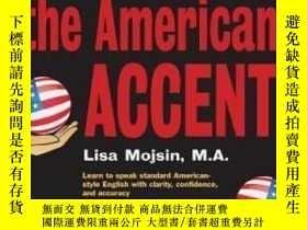 二手書博民逛書店掌握美語口音罕見Mastering the American Accent 英文原版Y130612 Barr