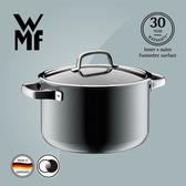 【WMF】Fusiontec 高身湯鍋 24cm 6.4L(鉑灰色)