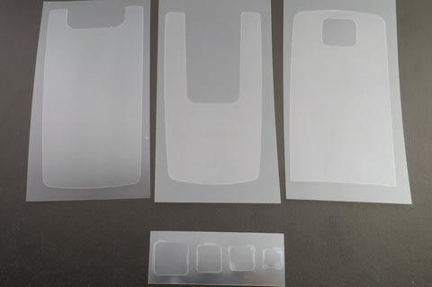 手機螢幕保護貼 Nokia 6600 fold 亮面