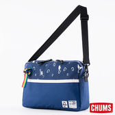 CHUMS 日本 Monkey Magic 肩背包 霧深藍 CH602423N018