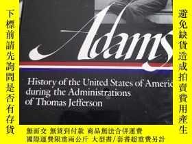 二手書博民逛書店History罕見of the United States of