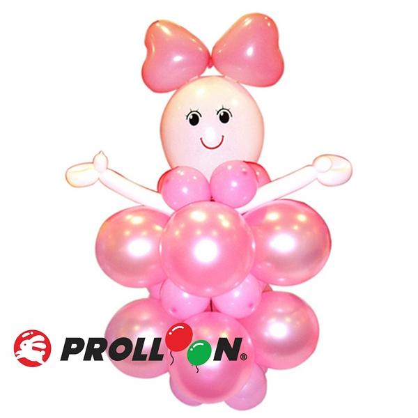 【大倫氣球】女孩-氣球DIY Girl balloon DIY 氣球佈置 生日 抓周 收涎派對 各式party
