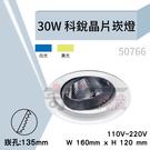 【奇亮科技】含稅 崁孔13.5cm LED 30W 單燈 科銳晶片崁燈 可調角度 ITE-50766