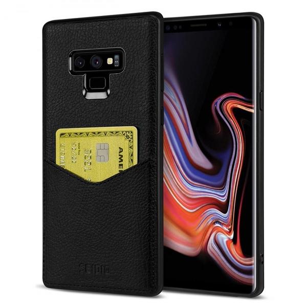 SEIDIO EXECUTIVE™ 極簡皮革手機殼 for Samsung Note9 仿皮革/手機殼推薦/保護殼