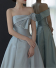 (45 Design) 長洋裝晚禮服禮服晚宴長禮服e黑色長禮服伴娘服中長禮長裙婚禮洋裝10
