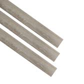 Effect 自黏式仿實木防潮耐磨吸音地板-36片約1.5坪奧蘭灰木