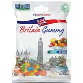 英國傳統風味軟糖-酸Q綜合水果150g【愛買】